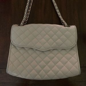 Rebecca Minkoff Quilted Affair Gray